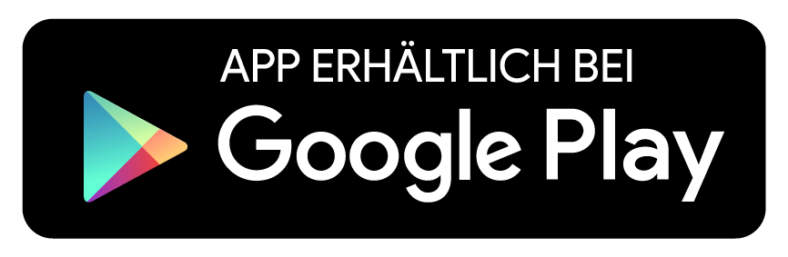Unsere App im google play store